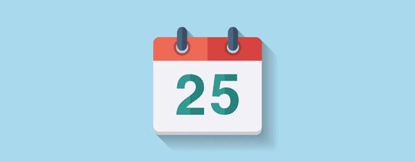 20 Desktop Wallpaper Calendars for Web Designers