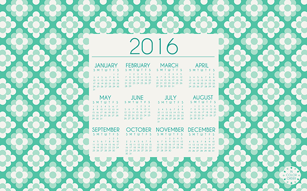 January 2018 calendar wallpaper iphone