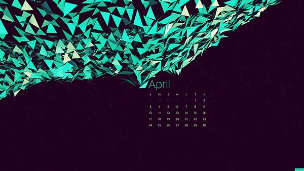 20 desktop wallpaper calendars for web designers elegant themes blog created by jason krieger available for download from kriegs voltagebd Image collections