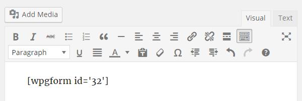 Google Forms Plugin Paste