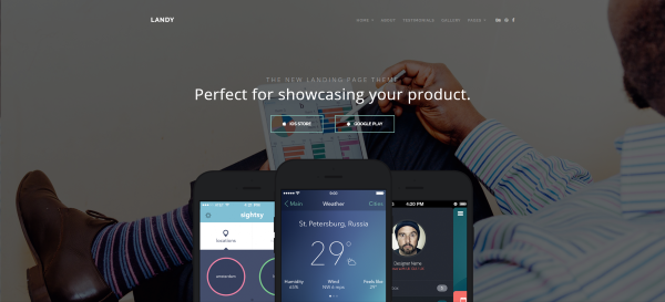 15 best landing page wordpress themes for high conversion