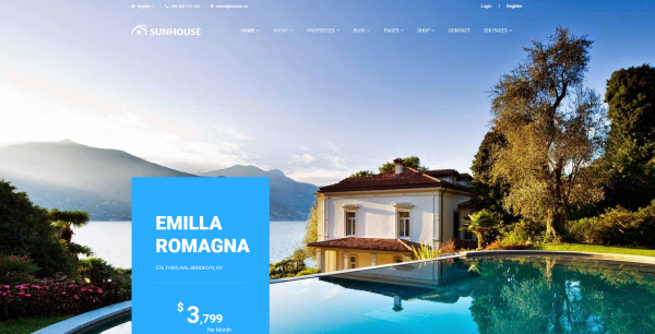15 Best Real-Estate WordPress Themes for Realtors & Agencies in ...