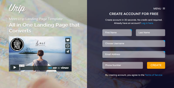 15 Best Landing Page WordPress Themes for High Conversion Websites ...