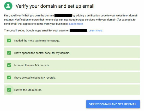 How to Create a Business Email Address Ending in Your Domain Name ...