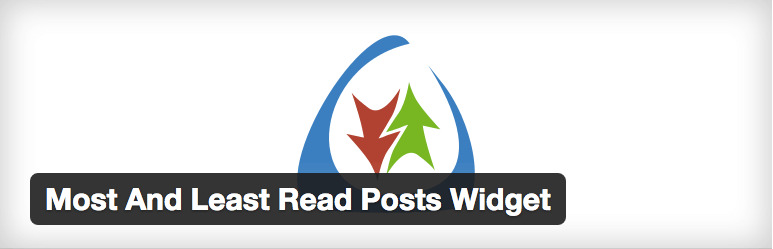 Most And Least Read Posts Widget plugin