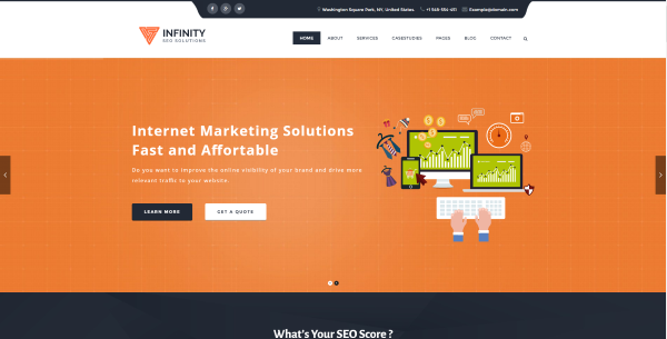 15 Best SEO Friendly WordPress Themes for Highly Discoverable ...