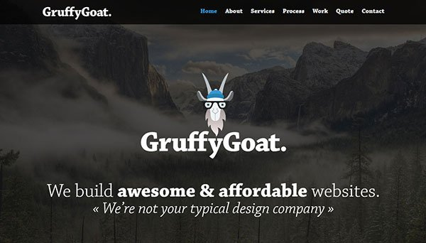 Divi Agencies GruffyGoat