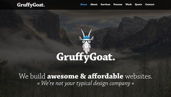 Divi Agencies GruffyGoat