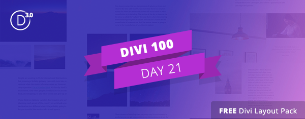 Free Divi Blog Post Layout Pack Will Take Your Builder Powered Articles To The Next Level