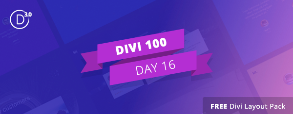The Free Divi Testimonials Layout Kit: Includes 11 Beautiful Testimonial Sections
