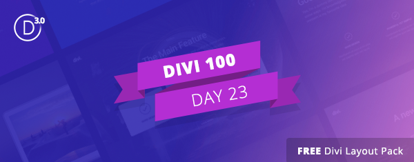 Free Divi Feature List Layout Pack Will Help You Showcase What You Have to Offer in Style
