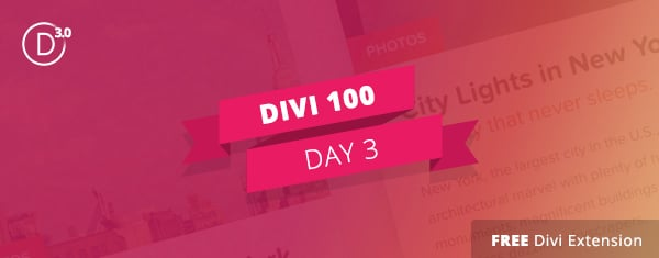 Free Divi Blog Extension Gives The Divi Blog Module A Brand New Look