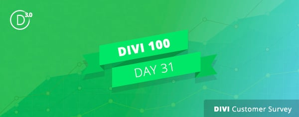 The Divi 100 Survey Results Are In, and They Just Might Surprise You