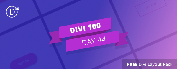 Download The Free Divi Custom Button Module Design Kit