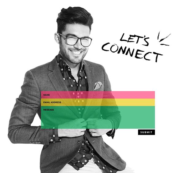color-bars-divi-contact-form