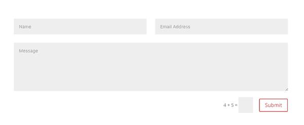 default-divi-contact-form