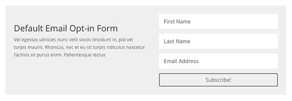 default-divi-email-optin-module