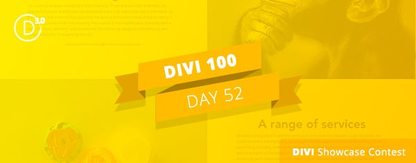 20 Beautiful Divi Websites Battle It Out. Cast Your Vote And Help Us Crown This Year's Winners!