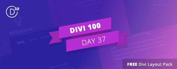 Free Divi Split Screen Layout Kit