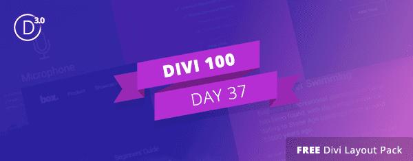 Free Divi Split Screen Layout Kit
