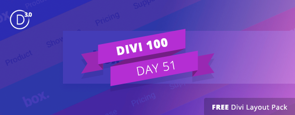 Free Divi Download: The Divi Header UI Kit