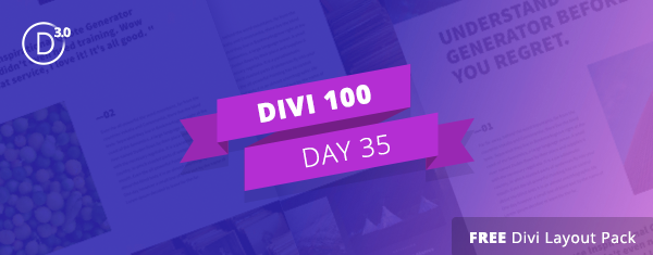 Free Divi Article Layout & Customizer Settings: Improve Site-wide Settings In A Single Click