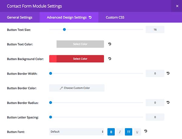 5 unique ways to style divi u2019s contact form module