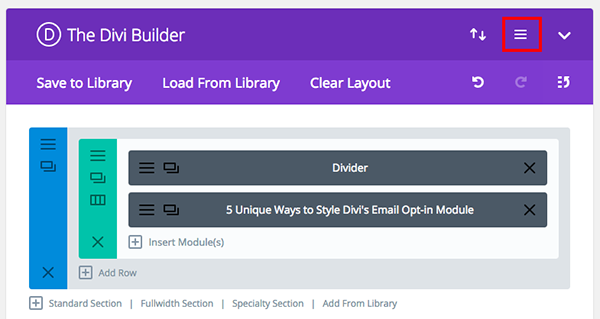 skinny-divi-email-optin-module-page-settings-1
