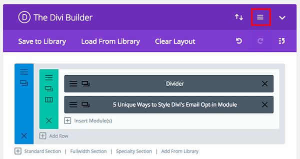 skinny-divi-email-optin-module-page-settings-1