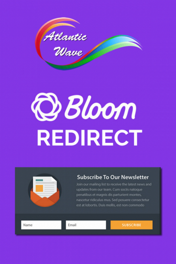 BONUS - Bloom Redirect