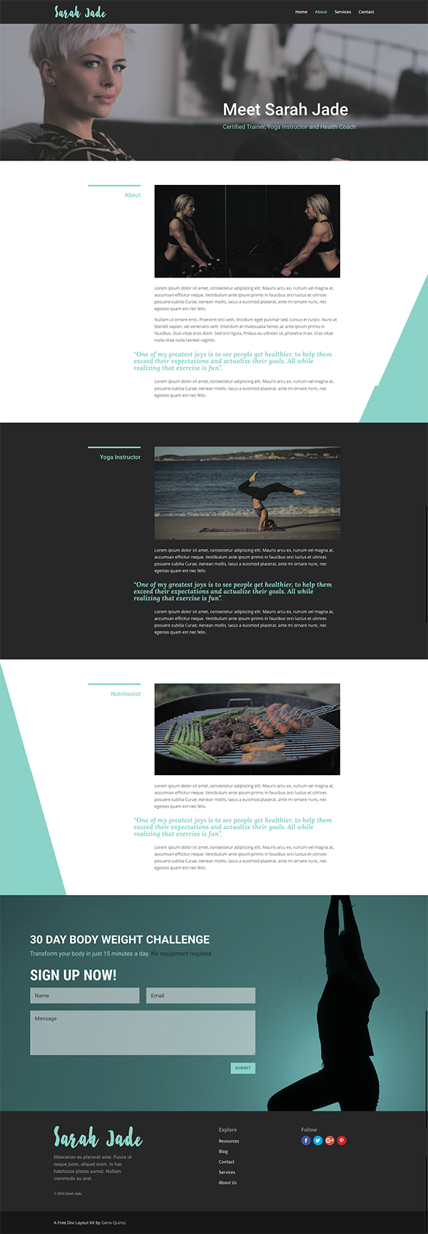 Divi-Crossfit-Fitness-Layout-Pack-About