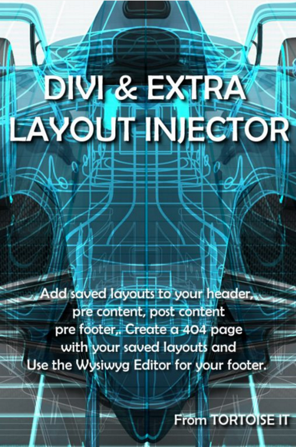 Divi and Extra Layout Injector