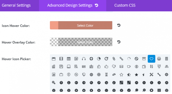 divi how to get images to overlay rows