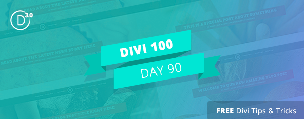5 Stunning Examples of Divi's Post Title Module & How to Achieve Them