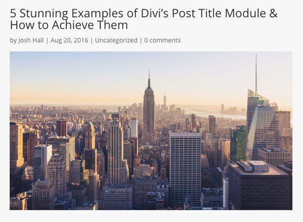 default-post-title