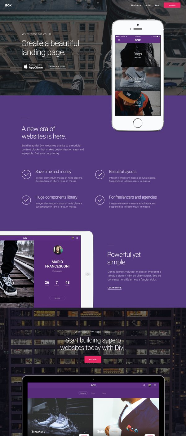 divi-100-landing-pages-wireframe-kit-01