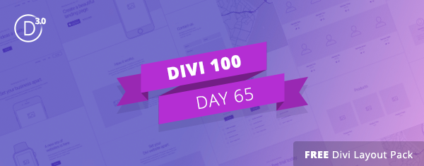Free Divi Download: The New Multipurpose Wireframe Kit, Vol. 1