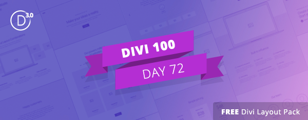 Free Divi Download: Multipurpose Wireframe UI Kit Vol. 2