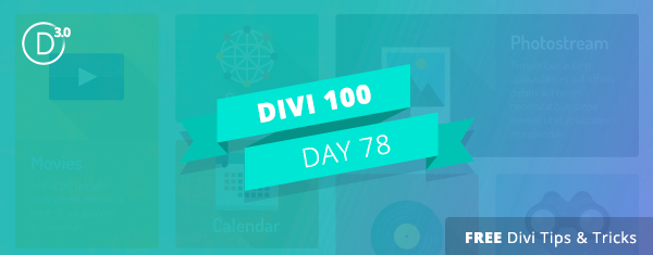 How to Give Your Divi Archive Pages a Masonry Layout