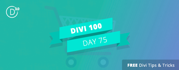 5 Beautiful Ways to Style Divi's Shop Module