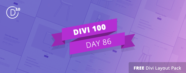 Download the Free Divi Wireframe Single Static Product Sections Kit for Landing Pages & Catalogs
