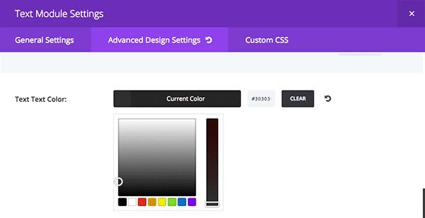 text-module-color-change