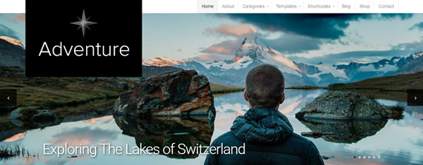 best-wordpress-travel-themes-adventure-theme