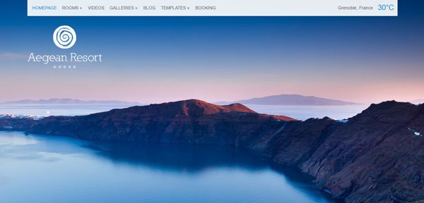 best-wordpress-travel-themes-aegean