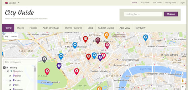 best-wordpress-travel-themes-city-guide