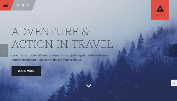best-wordpress-travel-themes-gnar