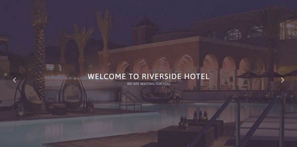 best-wordpress-travel-themes-riverside-resort