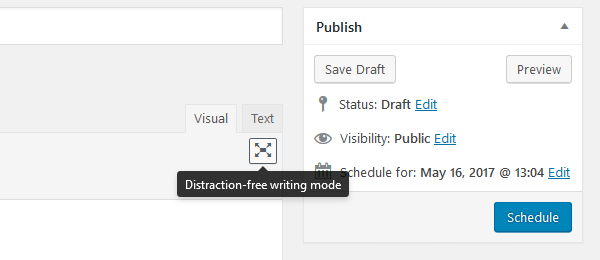 distraction-free-writing-mode-1