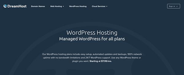 dreampress-managed-wordpress-hosting