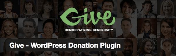 Give Plugin
